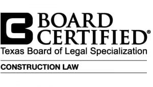 construction law board certification